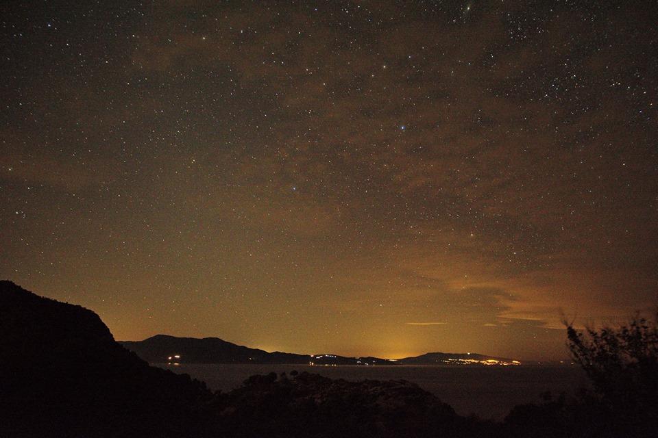 Έναστρος ουρανός