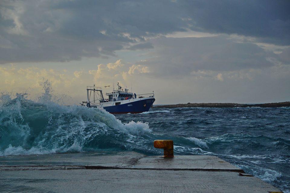Μάχιμοι ψαράδες παντός καιρου