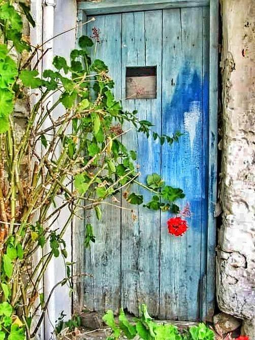 εισοδος σπιτιου